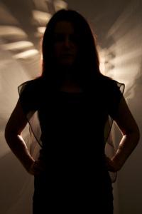 sept 25 - silhouette #1
